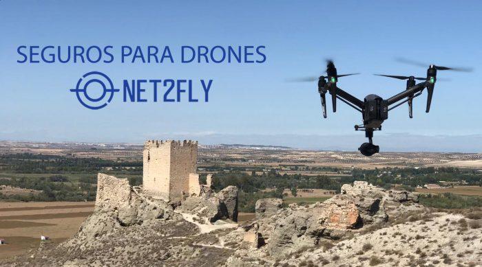 ¿NECESITO UN SEGURO DE DRON?