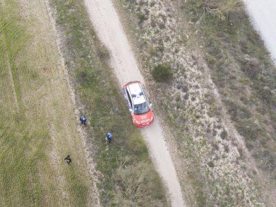 Vigilancia Covid drones